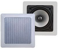 In-Wall/In-Ceiling square speaker