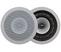 In-Wall/In-Ceiling round speaker